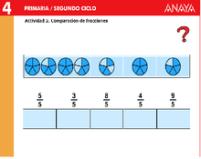comparar fracciones 3