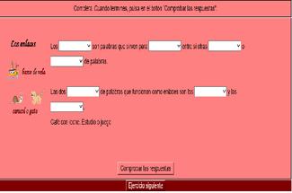 preposiciones y conjunciones 8T15-4º
